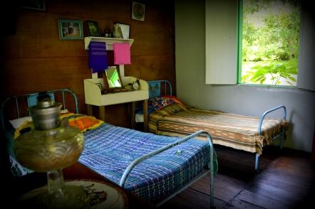 Dorm at Los Cusingos